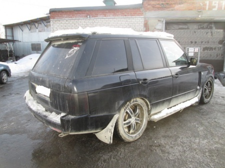Land Rover Range Rover III (LM) 4.4 АКПП 2003г